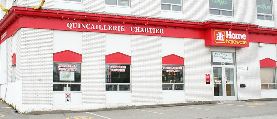 Home Hardware - Quincaillerie Chartier