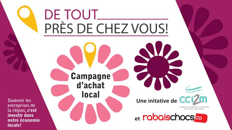 Campagne d'achat local