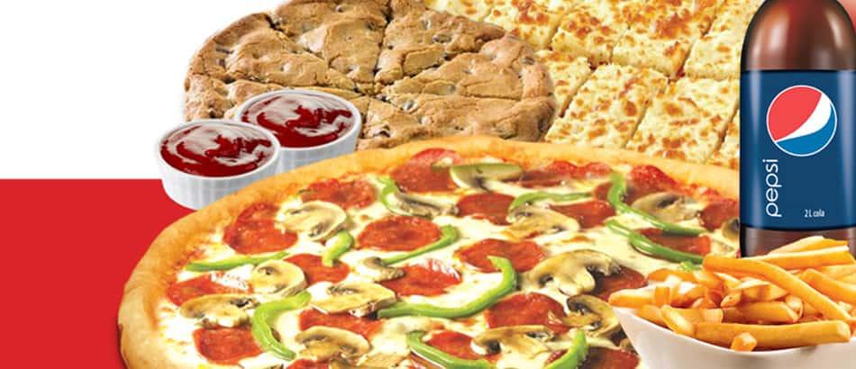 Double Pizza St-Eustache