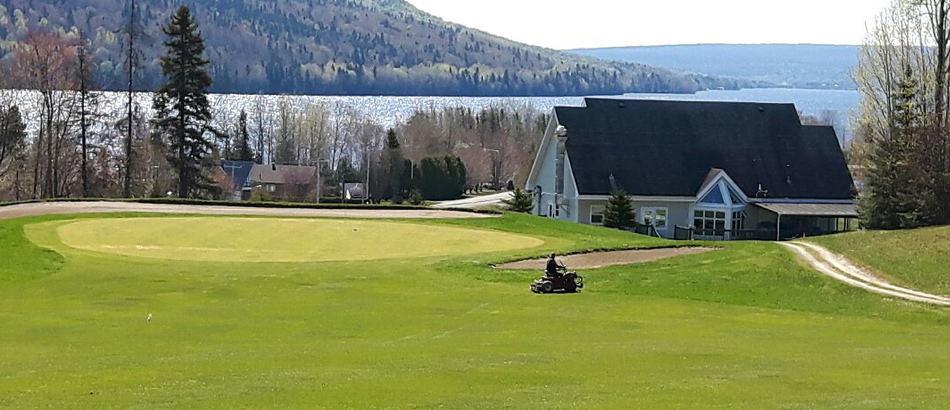 Club de golf Transcontinental