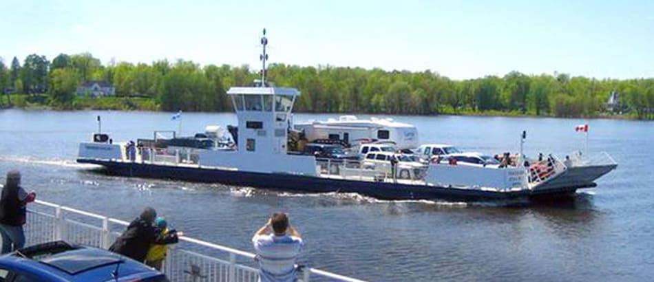 Traverse Oka - Hudson