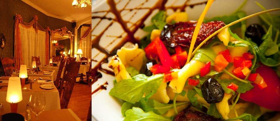 Restaurant | l'Auberge La Tour du Lac