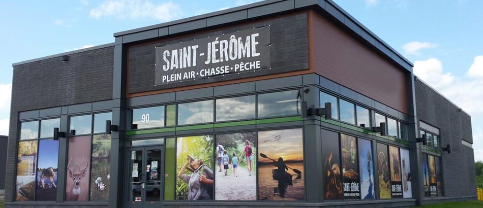 St-Jérôme Plein Air - Chasse - Pêche
