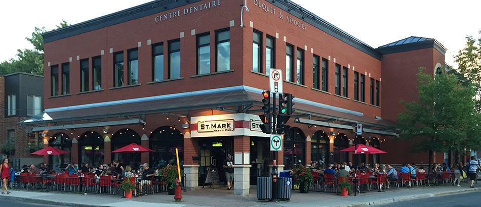 Le St. Mark Resto Pub