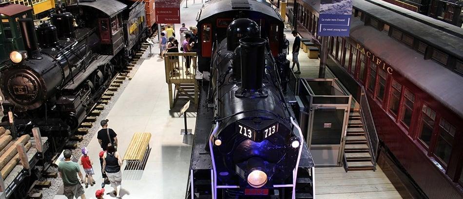 L'EXPORAIL Musée Ferroviaire