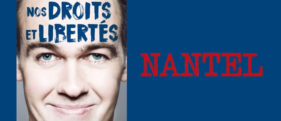 Guy Nantel au Théâtre Lionel-Groulx