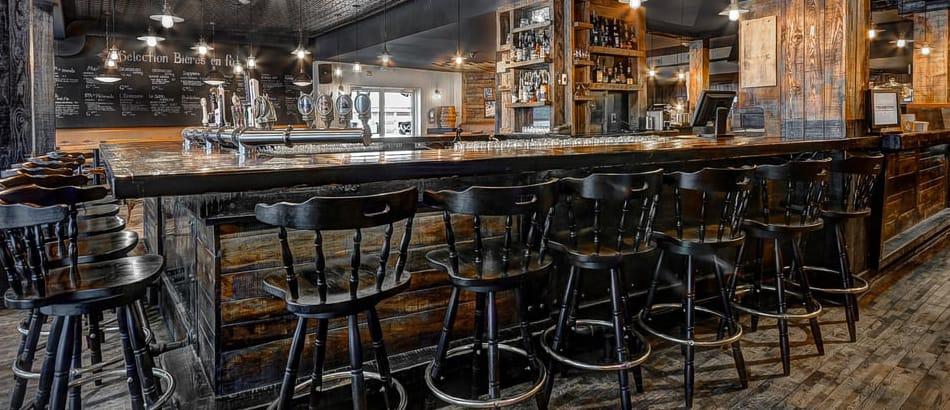 Prohibition Bar à Bière