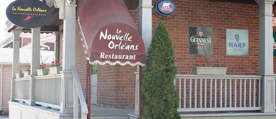 Restaurant La Nouvelle Orléans