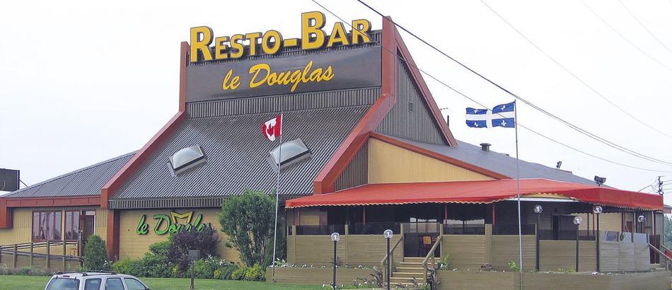 Resto-Bar Le Douglas | Motel