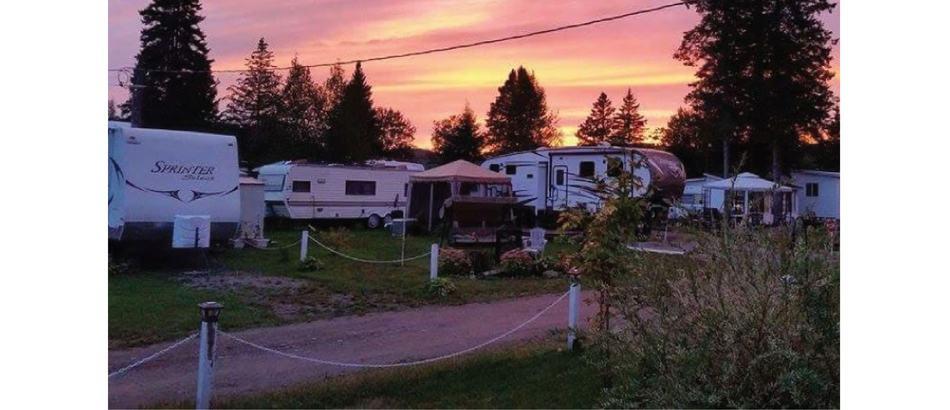 Camping Belle Montagne