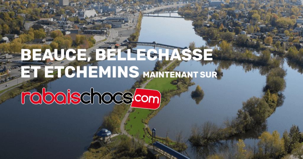 Nouvelle franchise Beau Bellechasse et Etchemins
