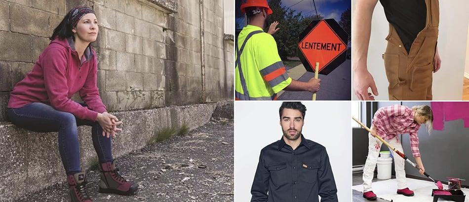 JMT Équipement de sécurité