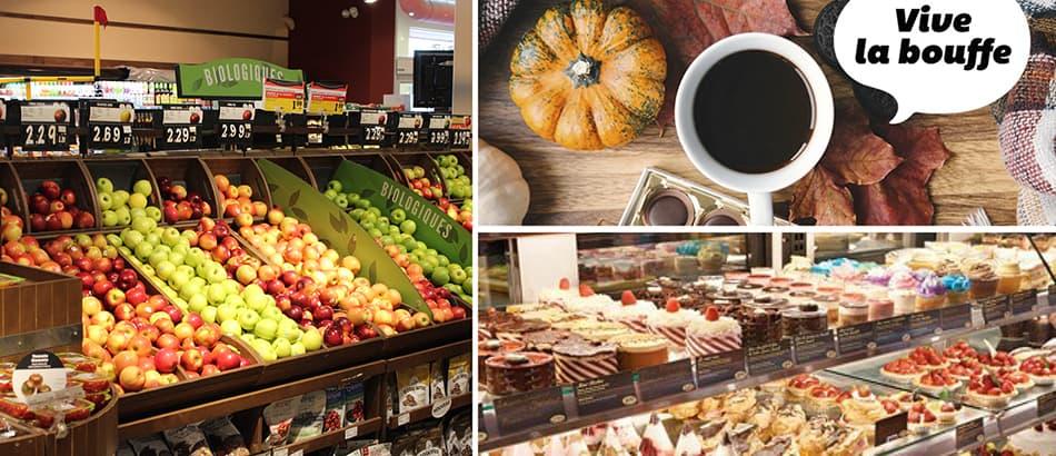 Les supermarchés Crevier IGA extra de Lanaudière