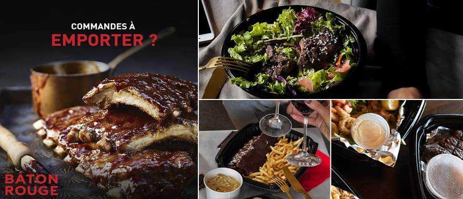 Bâton Rouge Steakhouse & Bar de Lachenaie