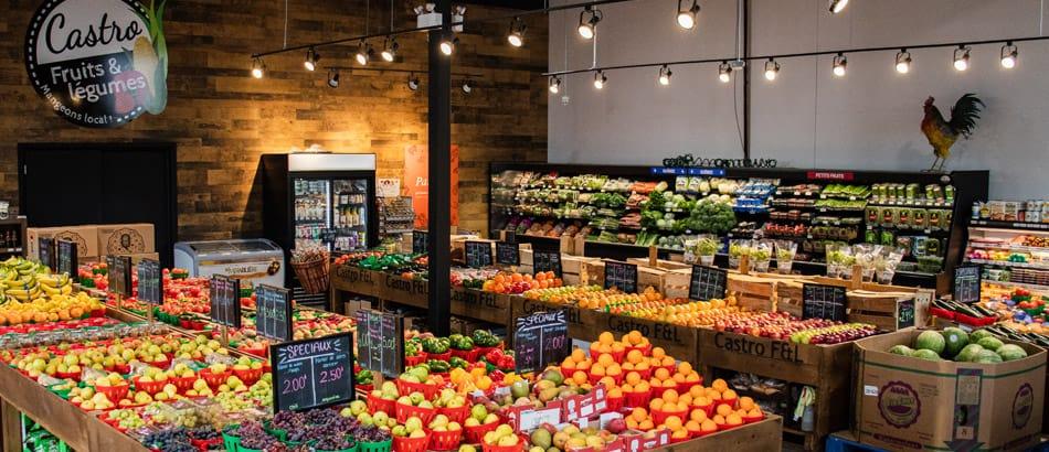 Castro Fruits et Légumes - Mirabel