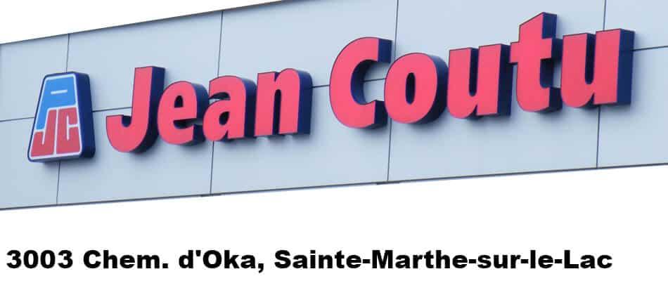 Jean Coutu Sainte-Marthe-Sur-Le-Lac