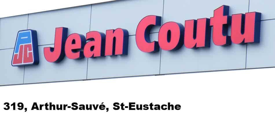 Jean Coutu Place St-Eustache